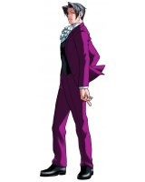 BUY NEW phoenix wright ace attorney - 143483 Premium Anime Print Poster