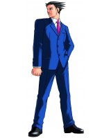 BUY NEW phoenix wright ace attorney - 143487 Premium Anime Print Poster