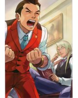 BUY NEW phoenix wright ace attorney - 146270 Premium Anime Print Poster