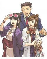 BUY NEW phoenix wright ace attorney - 149284 Premium Anime Print Poster