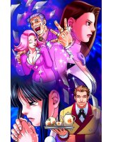 BUY NEW phoenix wright ace attorney - 170913 Premium Anime Print Poster