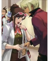 BUY NEW phoenix wright ace attorney - 181855 Premium Anime Print Poster