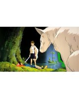 BUY NEW princess mononoke - 12033 Premium Anime Print Poster