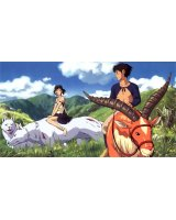 BUY NEW princess mononoke - 18951 Premium Anime Print Poster