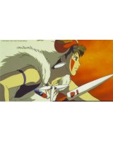 BUY NEW princess mononoke - 192678 Premium Anime Print Poster