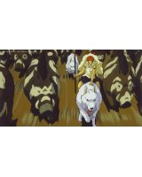 BUY NEW princess mononoke - 192679 Premium Anime Print Poster