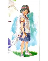 BUY NEW princess mononoke - 69970 Premium Anime Print Poster