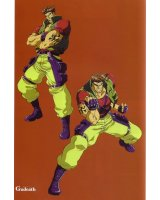 BUY NEW psychic force - 134921 Premium Anime Print Poster