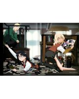 BUY NEW read or die - 2314 Premium Anime Print Poster
