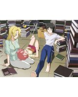 BUY NEW read or die - 57895 Premium Anime Print Poster