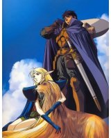BUY NEW record of lodoss war - 141957 Premium Anime Print Poster
