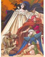 BUY NEW record of lodoss war - 141958 Premium Anime Print Poster