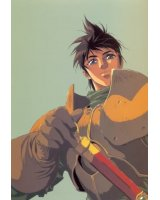 BUY NEW record of lodoss war - 141959 Premium Anime Print Poster