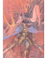 BUY NEW record of lodoss war - 155335 Premium Anime Print Poster