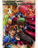 BUY NEW rune soldier louie - 20561 Premium Anime Print Poster