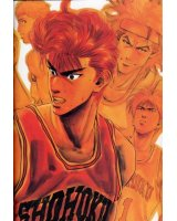 BUY NEW slam dunk - 120838 Premium Anime Print Poster