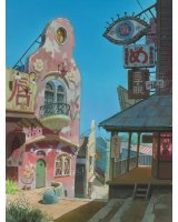 BUY NEW spirited away - 175225 Premium Anime Print Poster