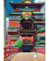 BUY NEW spirited away - 88794 Premium Anime Print Poster