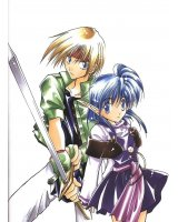 BUY NEW star ocean 2 the second story - 38459 Premium Anime Print Poster