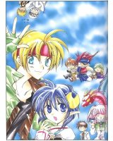 BUY NEW star ocean 2 the second story - 38470 Premium Anime Print Poster