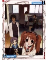 BUY NEW the melancholy of haruhi suzumiya - 121238 Premium Anime Print Poster