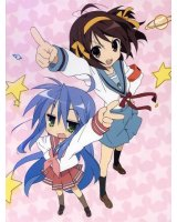 BUY NEW the melancholy of haruhi suzumiya - 121949 Premium Anime Print Poster