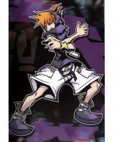 BUY NEW the world ends with you - 188397 Premium Anime Print Poster