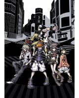 BUY NEW the world ends with you - 190574 Premium Anime Print Poster