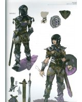 BUY NEW valkyrie profile - 193922 Premium Anime Print Poster