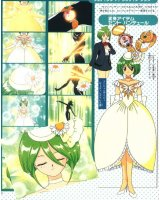 BUY NEW wedding peach - 28934 Premium Anime Print Poster