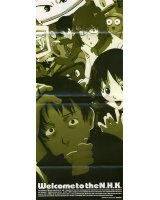 BUY NEW welcome to nhk - 76420 Premium Anime Print Poster