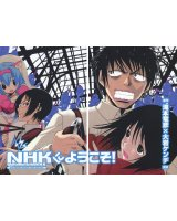 BUY NEW welcome to nhk - 77985 Premium Anime Print Poster
