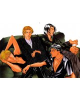 BUY NEW when a man loves a man - 105741 Premium Anime Print Poster