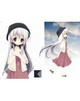 BUY NEW white paper - 106720 Premium Anime Print Poster