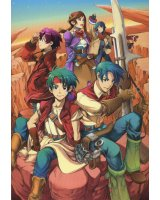 BUY NEW wild arms - 109042 Premium Anime Print Poster