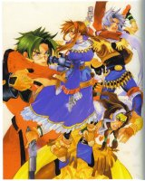 BUY NEW wild arms - 110128 Premium Anime Print Poster