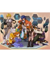BUY NEW wild arms - 143750 Premium Anime Print Poster