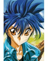 BUY NEW dark hair captured - 177416 Premium Anime Print Poster