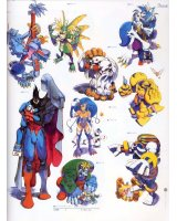 BUY NEW darkstalkers - 10539 Premium Anime Print Poster