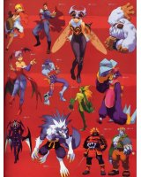BUY NEW darkstalkers - 10545 Premium Anime Print Poster