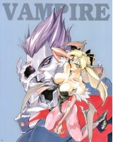 BUY NEW darkstalkers - 11513 Premium Anime Print Poster