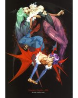 BUY NEW darkstalkers - 145771 Premium Anime Print Poster