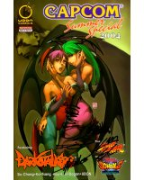 BUY NEW darkstalkers - 169898 Premium Anime Print Poster