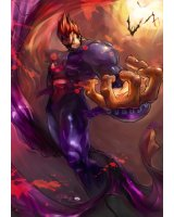 BUY NEW darkstalkers - 194821 Premium Anime Print Poster