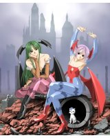 BUY NEW darkstalkers - 30298 Premium Anime Print Poster