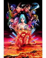 BUY NEW darkstalkers - 45869 Premium Anime Print Poster