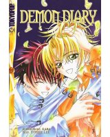 BUY NEW demon diary - 108539 Premium Anime Print Poster