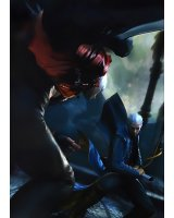 BUY NEW devil may cry - 103898 Premium Anime Print Poster