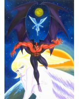 BUY NEW devilman - 85965 Premium Anime Print Poster