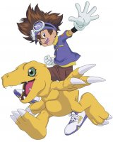 BUY NEW digimon - 100374 Premium Anime Print Poster
